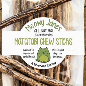 Matatabi Chew Sticks