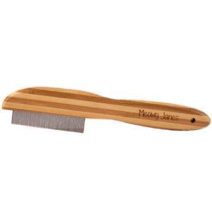 Bamboo Flea Comb