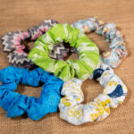Catnip Scrunchies (Set of 2)