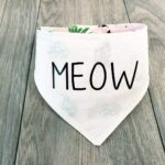 Customizable Cat Bandana